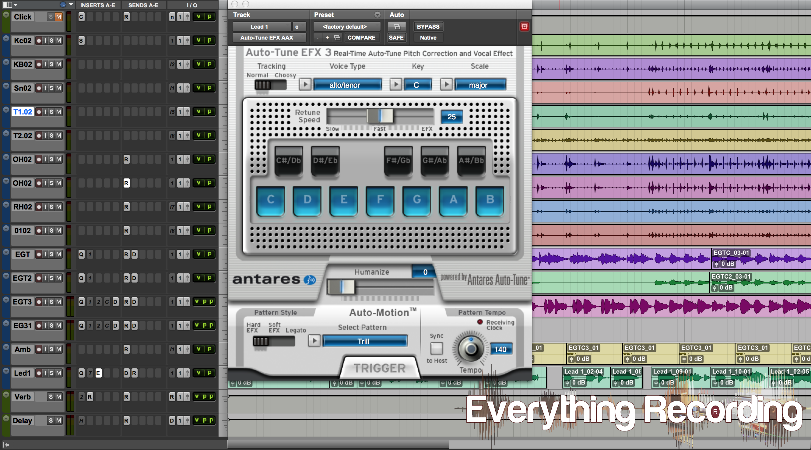 Review: Antares Auto-Tune EFX 3 - Everything Recording