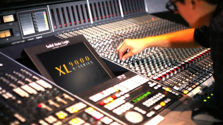 SSL XL 9000 K for Softube Console 1