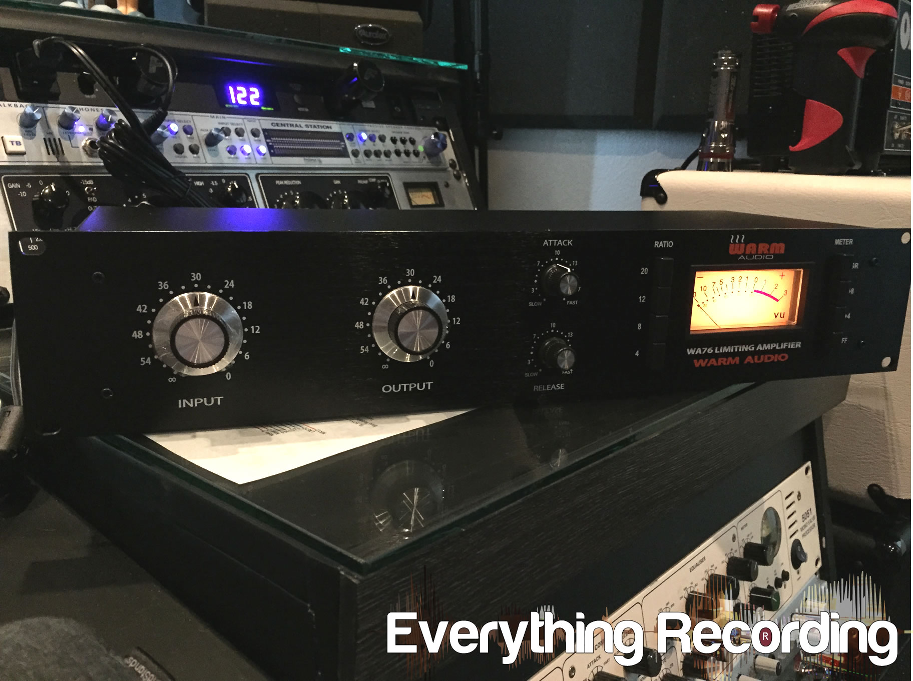 Review: Warm Audio WA76 - Everything Recording