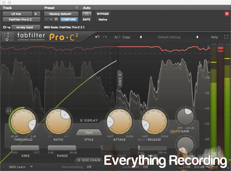 Review: FabFilter Pro-C 2