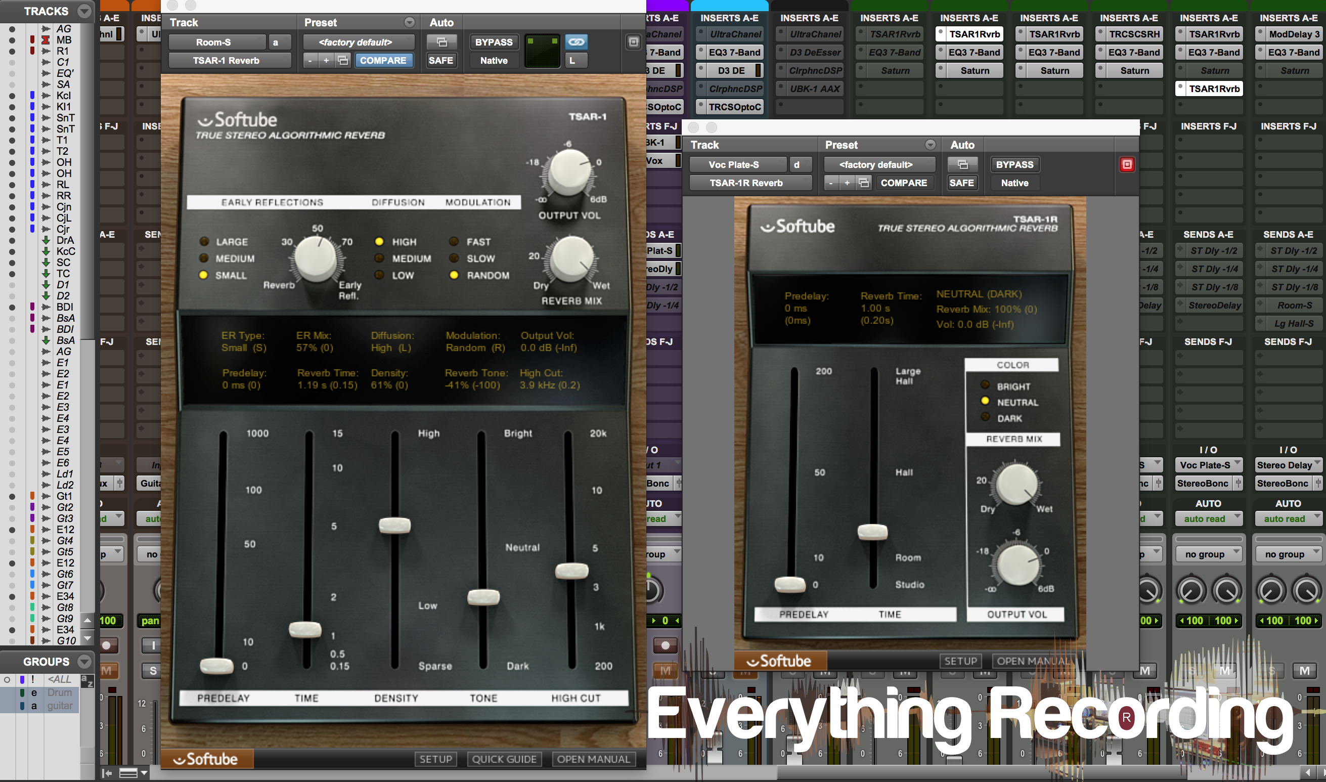 Review: Softube TSAR-1/1R - Everything Recording