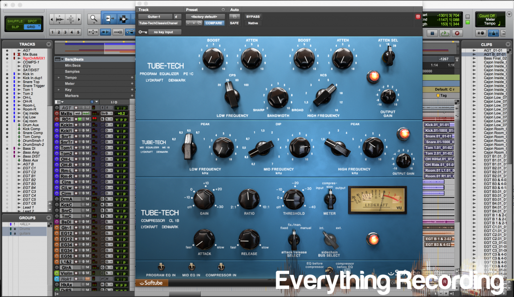 Review: Softube Tube-Tech Classic Channel - Everything Recording
