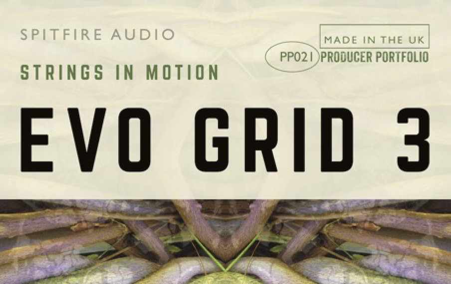 Spitfire Audio Evo Grid 3 - Everything Recording