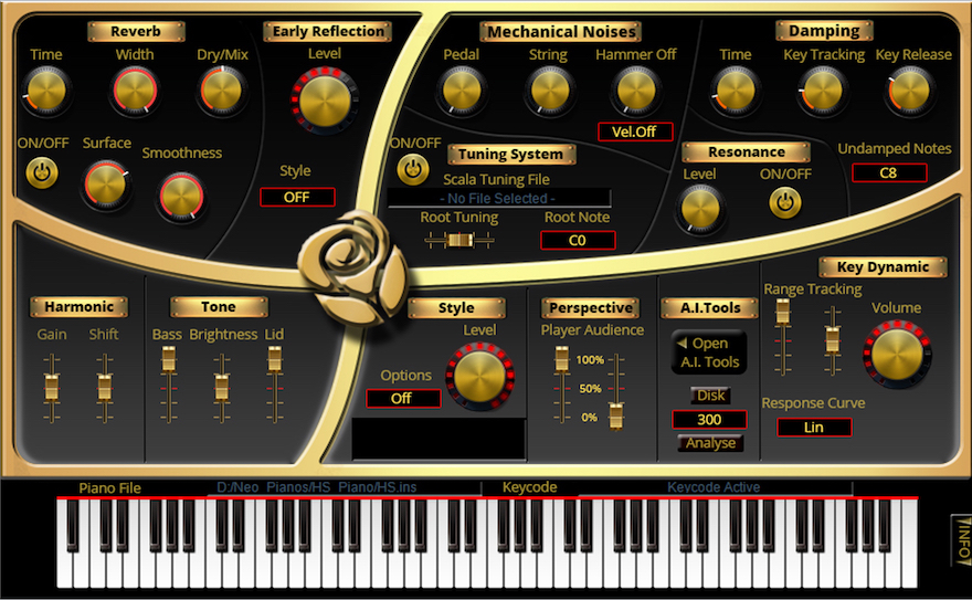 Sound Magic Steinway Virtual Piano Plugin - Everything Recording