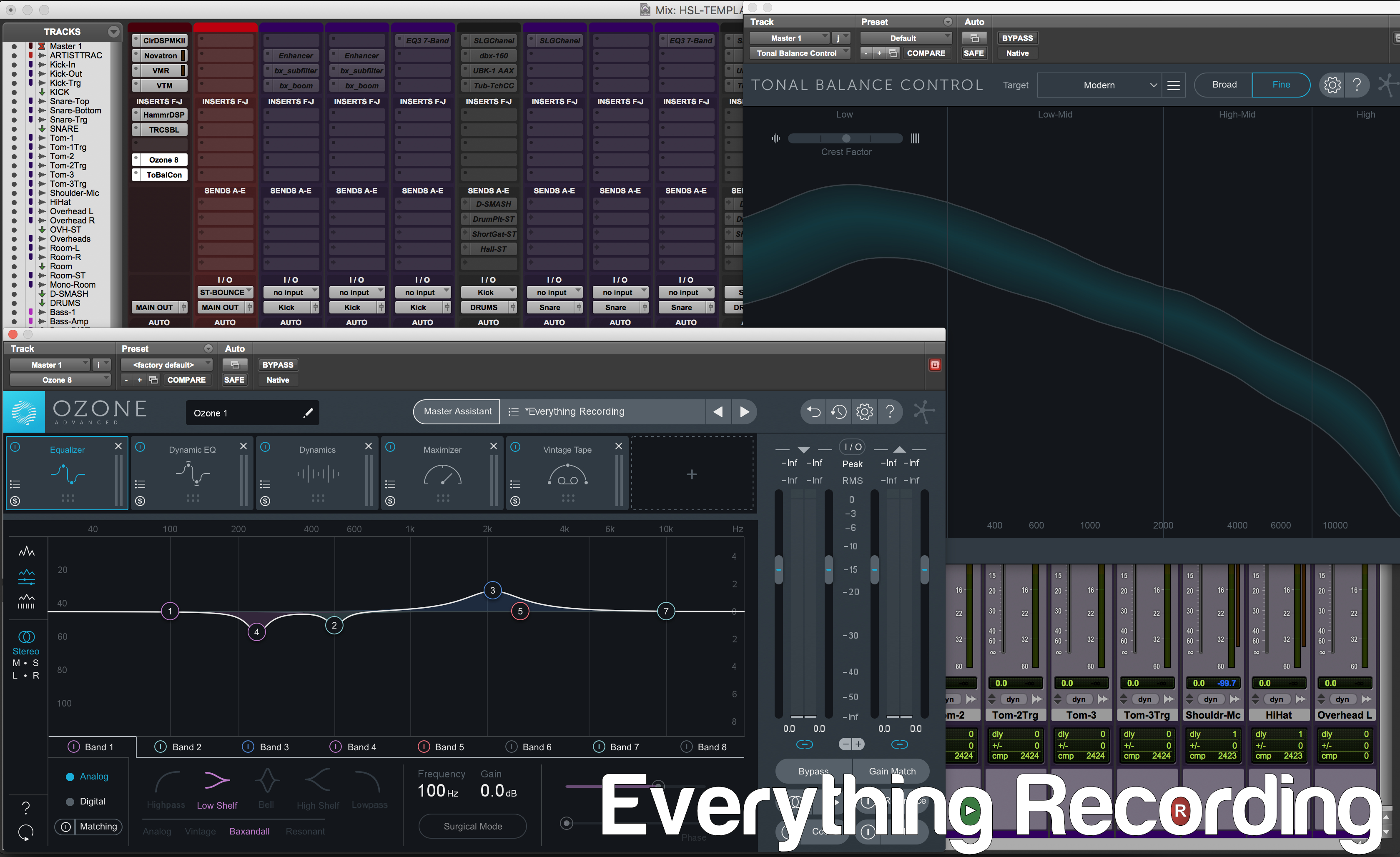 Review: iZotope Ozone 8 Advanced - Everything Recording