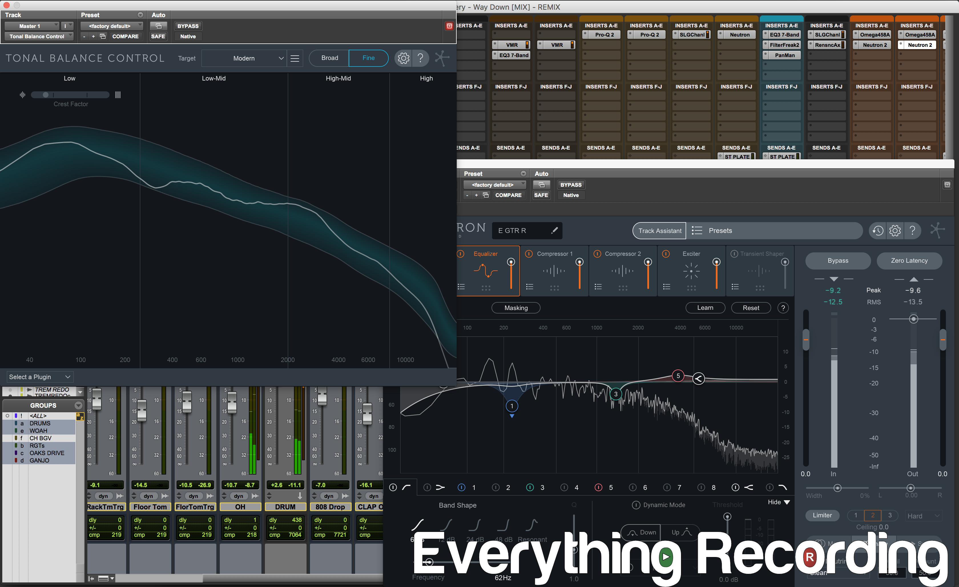 Review iZotope Neutron 2 Advanced - Everything Recording