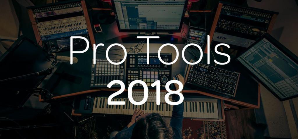 Avid Pro Tools 2018 - Everything Recording