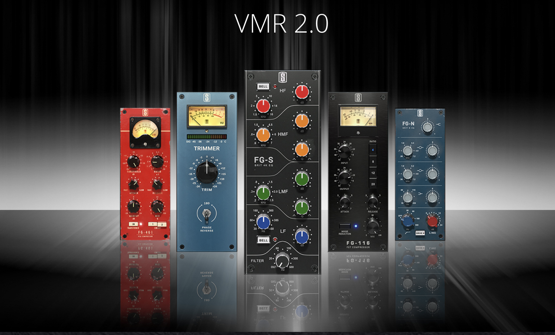 Slate Digital VMR 2 0 - Everything Recording