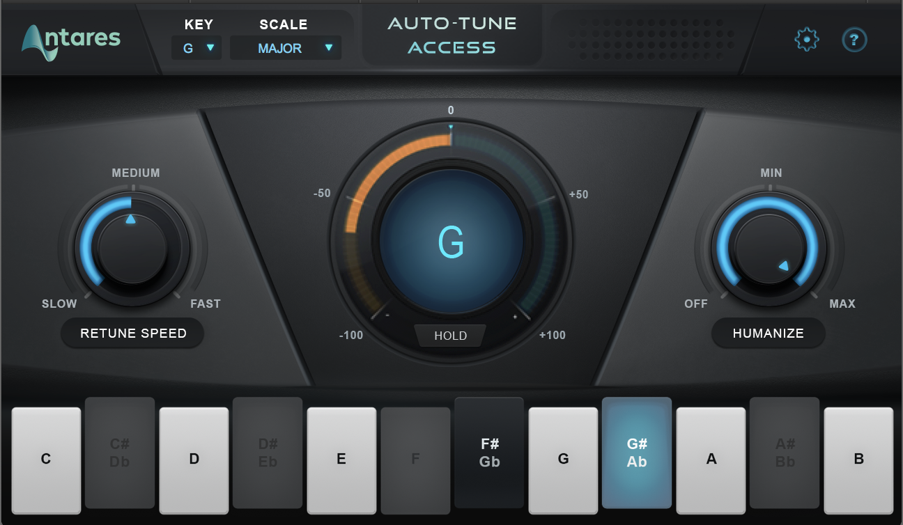 Antares Auto-Tune Access - Everything Recording