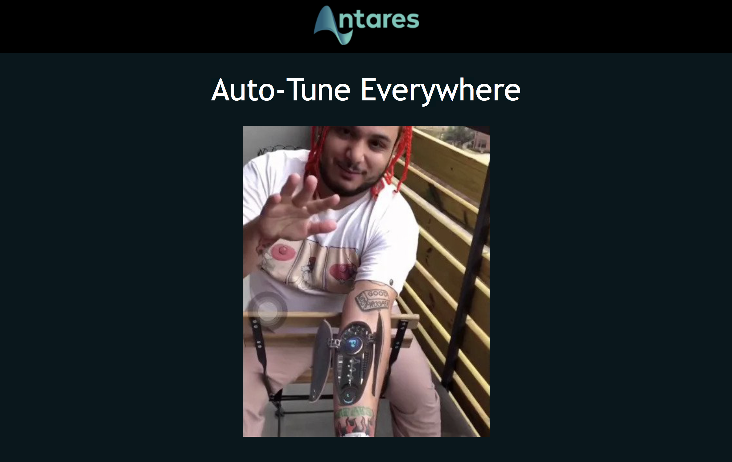 Auto-Tune Everywhere - Everything Recording