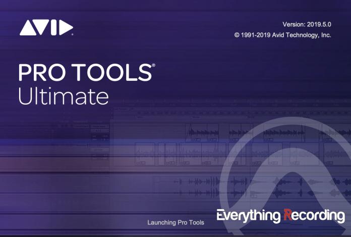Pro Tools 2019