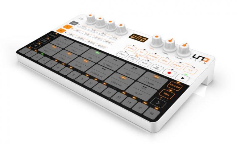 IK Multimedia UNO Drum Machine