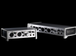 TASCAM 102i and 2018i