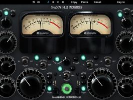Shadow Hills Mastering Compressor Brainworx