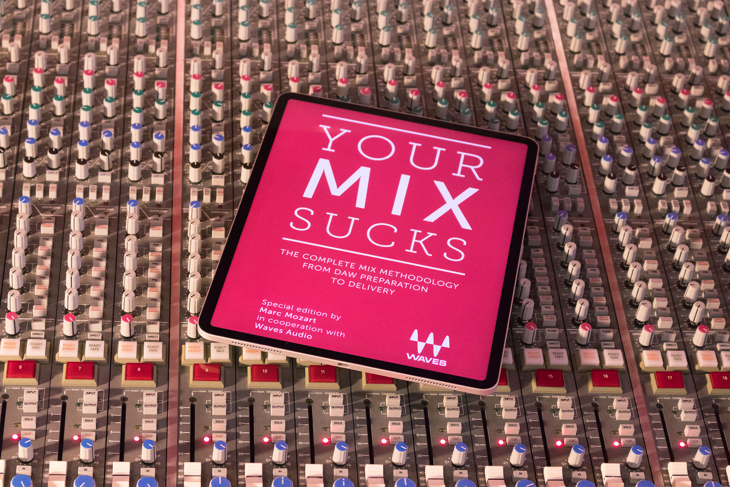 Your Mix Sucks Waves Edition - Everything Recording