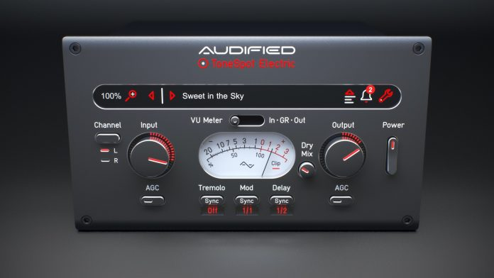 Audified ToneSpot Electric