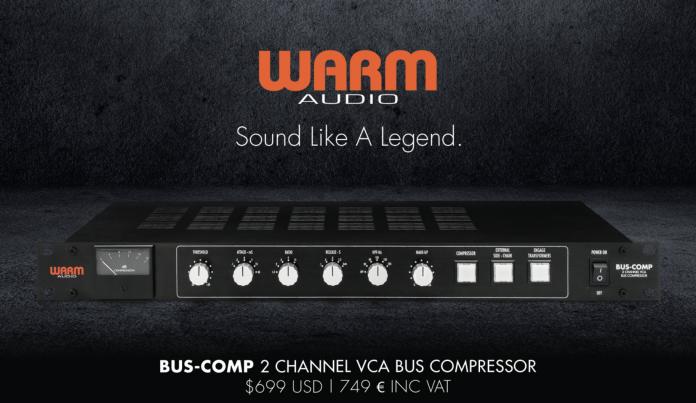 Warm Audio Bus Comp