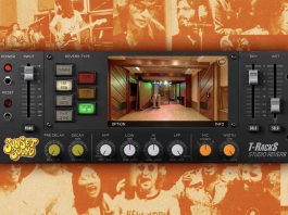 IK Multimedia Sunset Sound Room Reverb