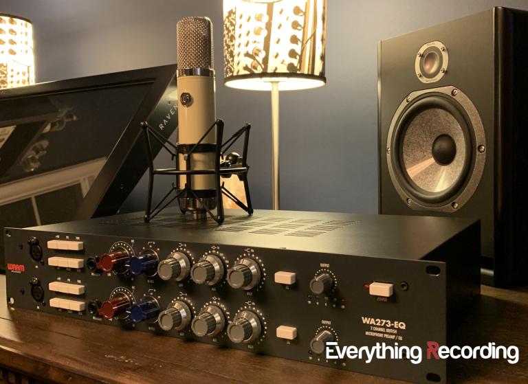 Review: Warm Audio WA273-EQ