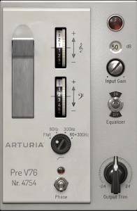 Arturia PreV76