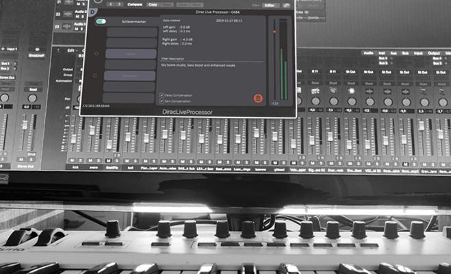 Dirac Studio Live