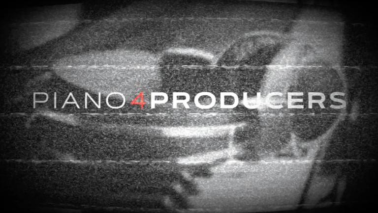 Piano 4 Producers Masterclass