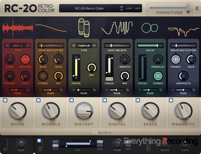 XLN Audio RC-20