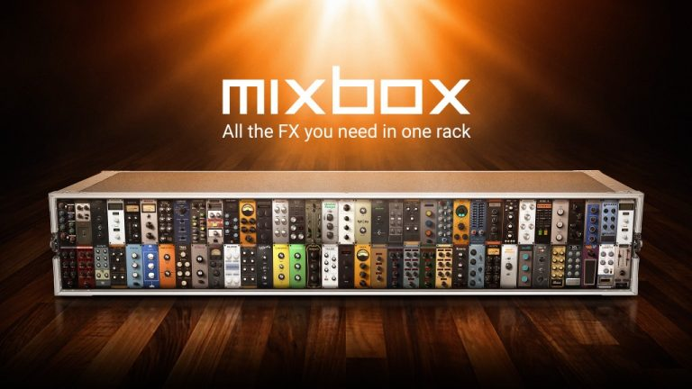 IK Multimedia Introduces MixBox Virtual Channel Strip Plugin