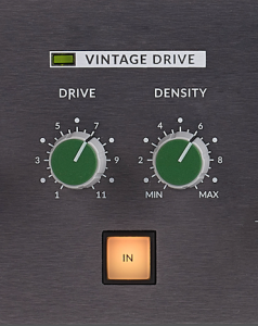 Solid State Logic Fusion - Vintage Drive