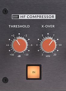 Solid State Logic Fusion - HF Compressor